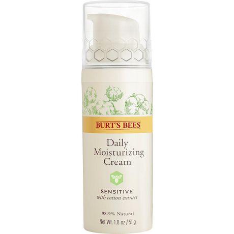Burt's Bees Sensitive Daily Moisturizing Cream, 50g - image 2 of 9