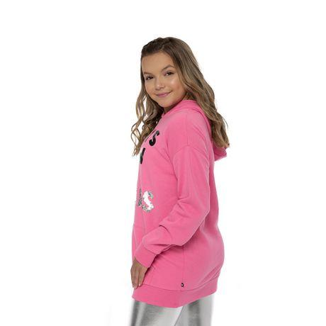 Girls Mini Pop Kids Always Follow Your Dreams Hoodie - image 3 of 7