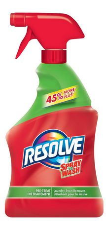 Resolve 174 Spray N Wash Pre Treat Laundry Stain Remover