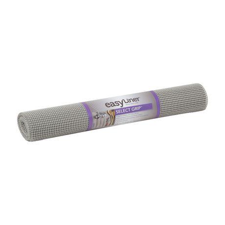 Duck Brand Select Grip Easy Liner Light Gray Shelf Liner - image 1 of 3