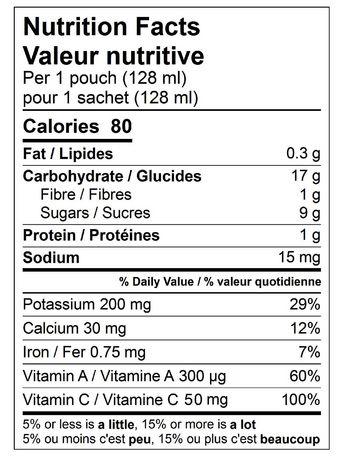Love Child Organics Super Blends Puree - Pommes, Patates Douces, Brocoli Et épinards - image 2 de 2