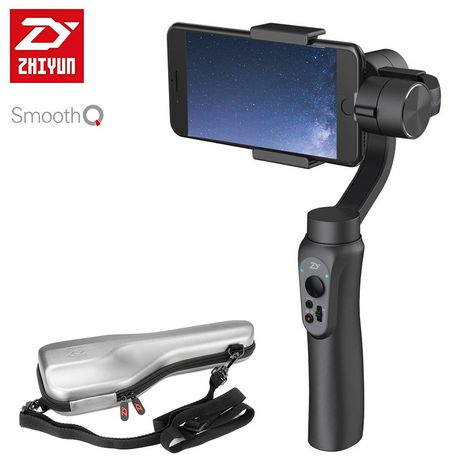 Zhiyun- Smooth-Q  3-Axis Handheld Gimbal Stabilizer for Smartphones - image 1 of 9