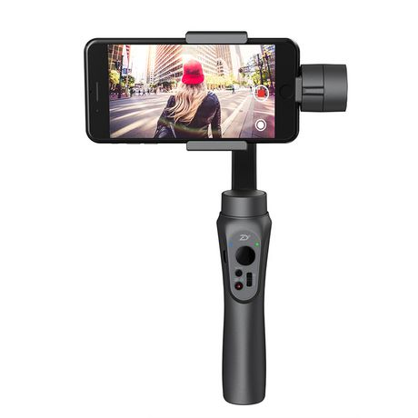 Zhiyun- Smooth-Q  3-Axis Handheld Gimbal Stabilizer for Smartphones - image 2 of 9