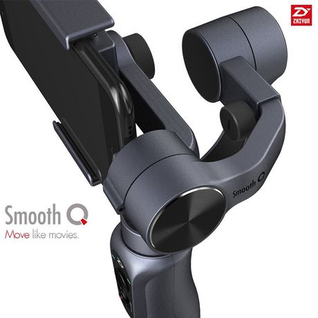 Zhiyun- Smooth-Q  3-Axis Handheld Gimbal Stabilizer for Smartphones - image 3 of 9