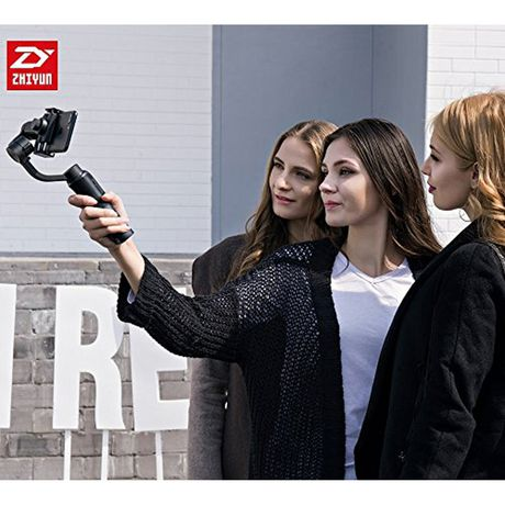 Zhiyun- Smooth-Q  3-Axis Handheld Gimbal Stabilizer for Smartphones - image 8 of 9