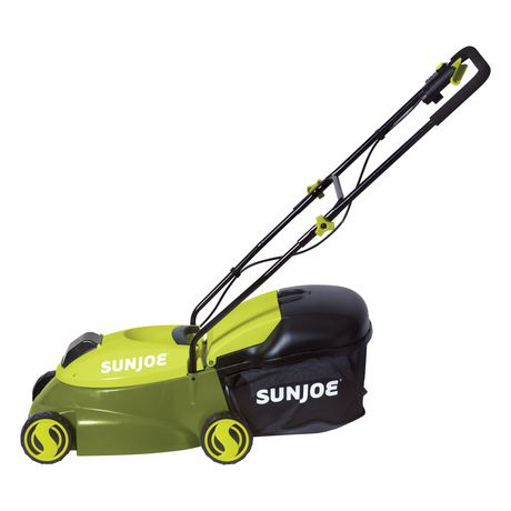 Sun Joe MJ401C 14-Inch 28-Volt 4-Amp Cordless Lawn Mower - image 4 of 7