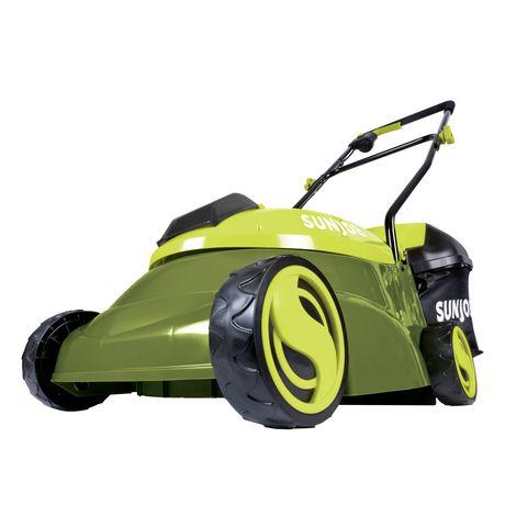 Sun Joe MJ401C 14-Inch 28-Volt 4-Amp Cordless Lawn Mower - image 1 of 7