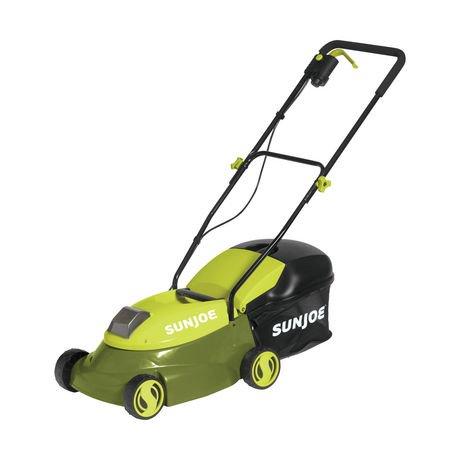 Sun Joe Mj401c 14 Inch 28 Volt 4 Amp Cordless Lawn Mower