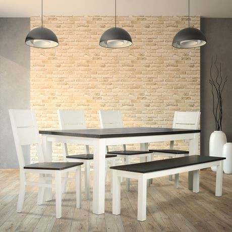 banc de salle manger traditionnel lauren de primo international walmart canada. Black Bedroom Furniture Sets. Home Design Ideas