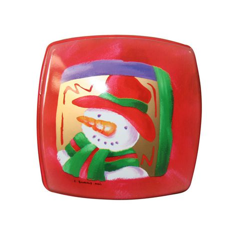 Christmas 3D Gift Container - MADE IN USA - image 1 of 1