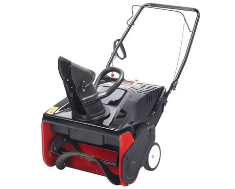 Yard Machines 21-inch Single-Stage Snow Blower - image 1 of 5