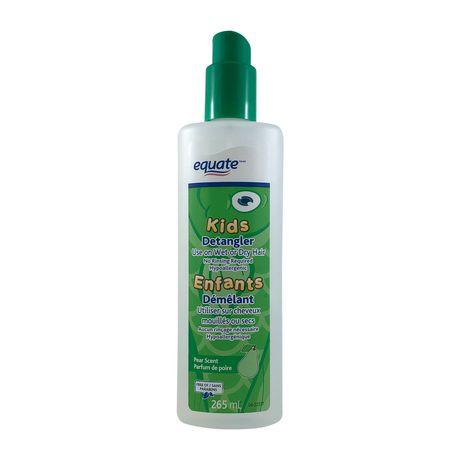 Equate Kids Pear Detangler Spray, 265mL - image 1 of 3