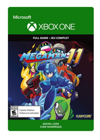 Xbox One Mega Man 11 [Download] - image 1 of 1