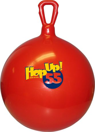 Ballon sauteur- sautez à 55 - image 1 de 1
