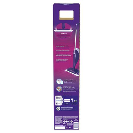 Swiffer Wetjet Hardwood Floor Spray Mop Walmart Canada