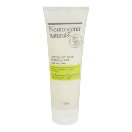 Neutrogena® Naturalstm Purifying Pore Scrub - image 1 of 1