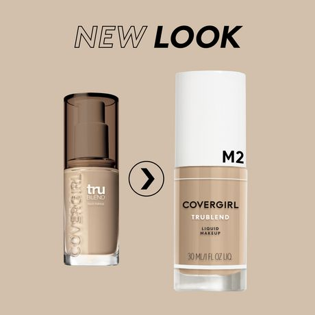 COVERGIRL Trublend Foundation