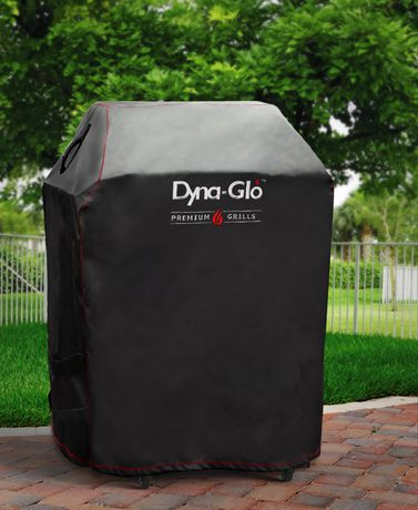 Dyna-Glo DG300C Premium Small Space LP Gas Grill Cover - image 3 of 6