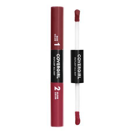 Rouge à lèvres liquide Outlast All-Day Color & Gloss de COVERGIRL - image 3 de 4