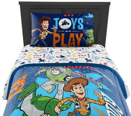 Toy Story 4 Twin Sheet Set | Walmart Canada