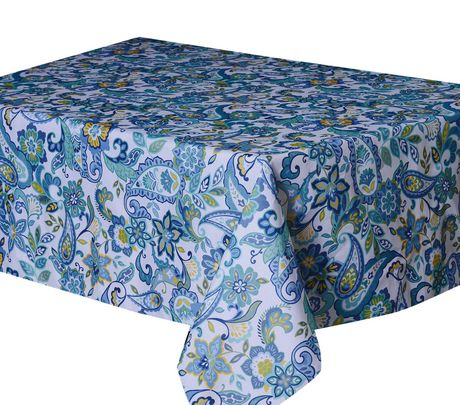 TexStyles Deco Paisley Tablecloth - image 1 of 1