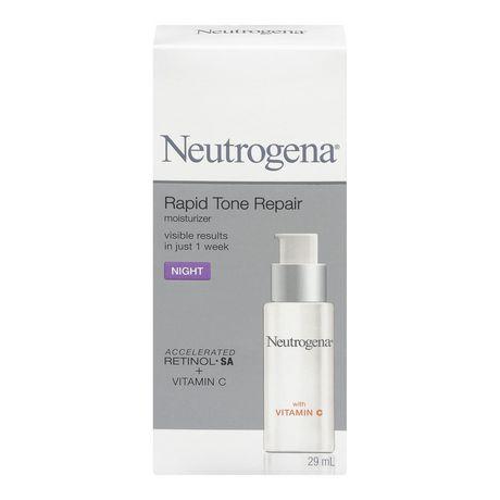 Neutrogena® Rapid Tone Repair Night Moisturizer - image 1 of 2
