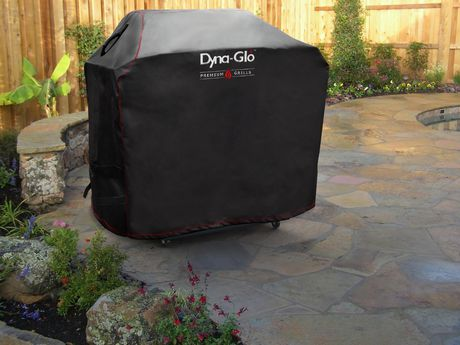 Dyna -Glo DG400C Premium 4 Burner Gas Grill Cover - image 3 of 6