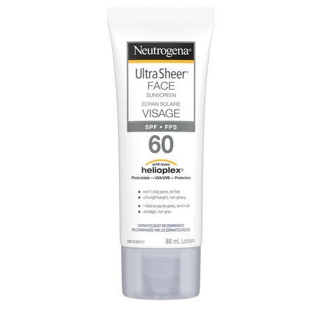 Neutrogena Face Sunscreen Spf 60, 88mL - image 1 of 8