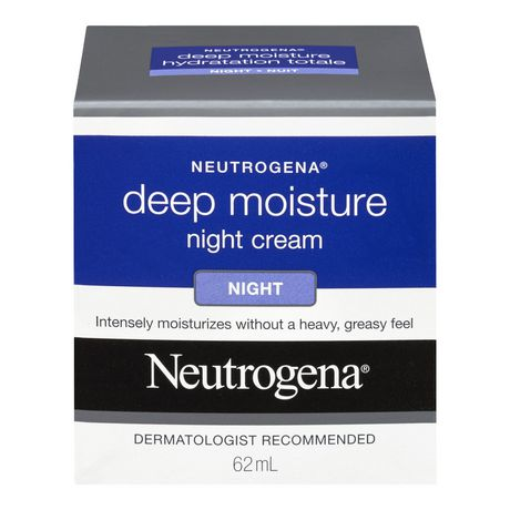 NEUTROGENA® Deep Moisture Night Cream - image 1 of 1