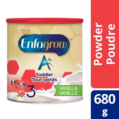 Boisson nutritionnelle Enfagrow A+®, saveur vanille, en poudre - image 1 de 4