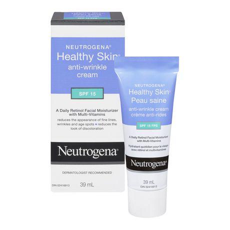 4e4ae518d00 NEUTROGENA® Healthy SKIN® Anti-Wrinkle Cream - Spf 15 - image 1 of ...