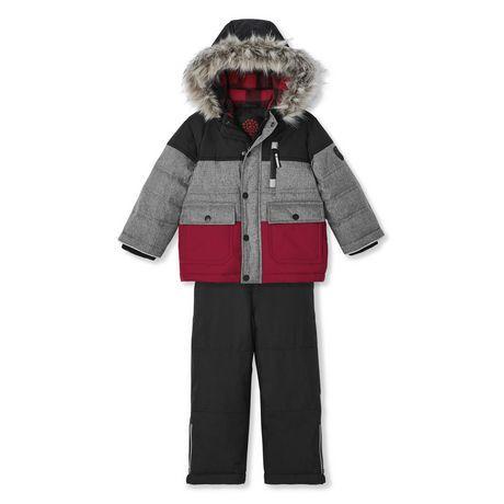 Habit de neige Canadiana pour les tout-petits - image 1 de 4