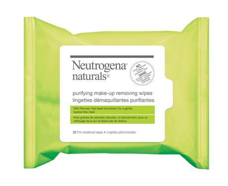 Neutrogena® Naturals Makeup Removing Wipes 25 - image 1 of 1
