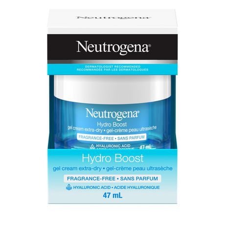 Neutrogena Hydro Boost Facial Gel Cream, Hyaluronic Acid for Extra Dry Skin - image 1 of 8