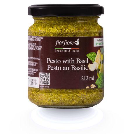 Fiorfiore Pesto with PDO Basil - image 1 of 2
