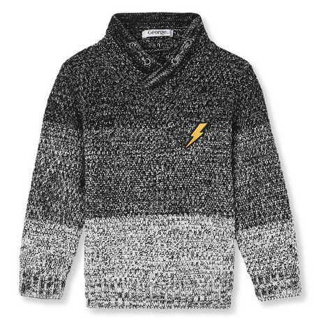 George Toddler Boys Lightning Sweater Walmart Canada