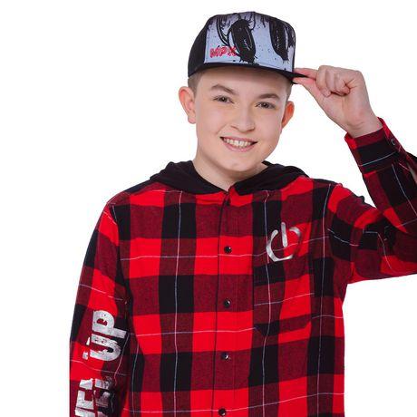 Boys Mini Pop Kids Level Up Cap - image 1 of 5
