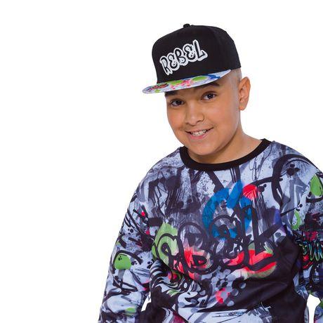 Boys Mini Pop Kids Rebel Cap - image 3 of 6