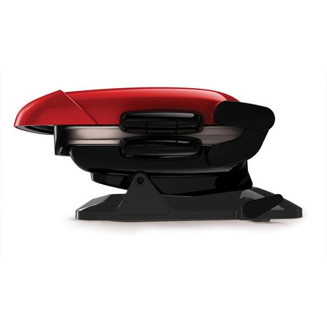 George Foreman Red Evolve Grill System with Ceramic Plates - image 3 of 3