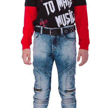 Boys Mini Pop Kids Belt - image 3 of 5