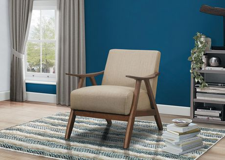 Topline Home Furnishings Brown Accent Chair - image 1 of 1