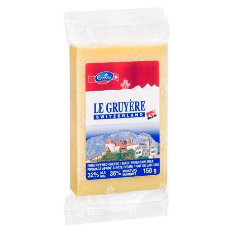 Emmi Switzerland Gruyere Cheese - image 2 of 5