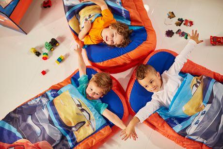 Sac de couchage gonflable Disney - Cars - image 6 de 6