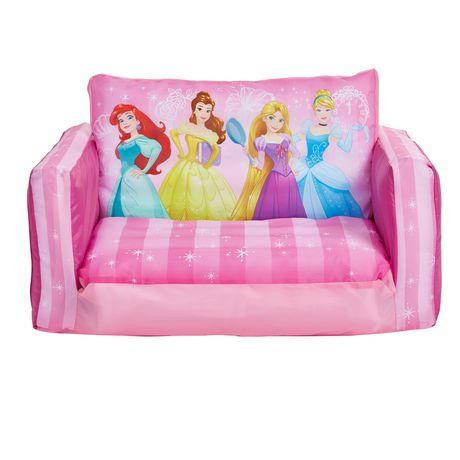 Canapé dépliant Disney - Princesses - image 1 de 5