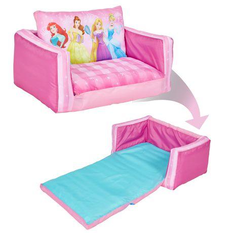 Canapé dépliant Disney - Princesses - image 3 de 5