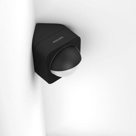 Philips Hue 541730 Outdoor Motion Sensor Black & White - image 5 de 9