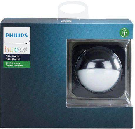 Philips Hue 541730 Outdoor Motion Sensor Black & White - image 3 de 9