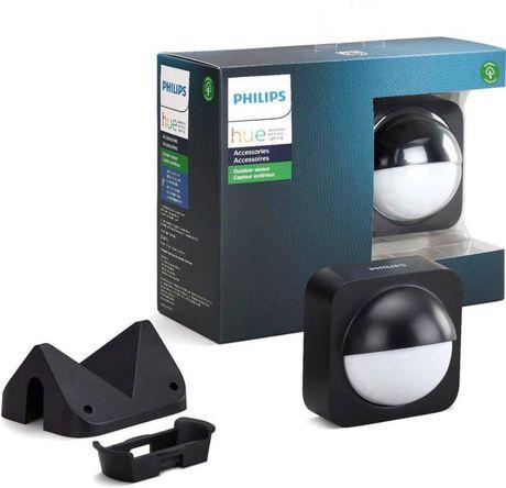 Philips Hue 541730 Outdoor Motion Sensor Black & White - image 9 de 9