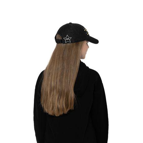 Girls Mini Pop Kids Studded Denim Cap - image 2 of 5