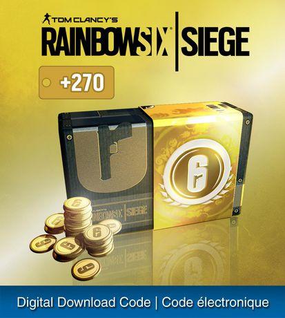 PS4 Tom Clancy's Rainbow Six Siege - 2670 Rainbow Six